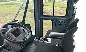 AMT 400 Quiet 2 Person Cab